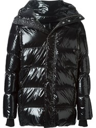 Christian Dior Homme Hooded Coat Black