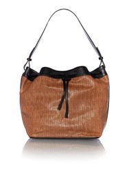 Marella Tan Large Duffle Bag Tan