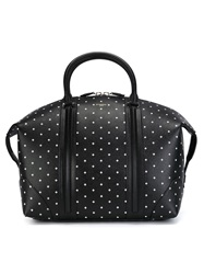 Givenchy Medium 'Lucrezia' Tote Black