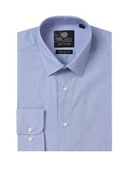 Skopes 24 7 Mode Collection Formal Shirt Blue