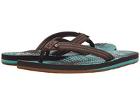 Cobian Coco Turquoise Women's Shoes Blue