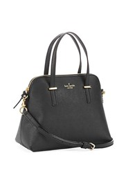 Kate Spade Maise Leather Dome Bag Black