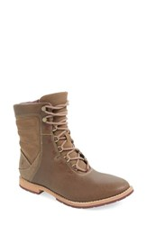 Women's Ahnu 'Chenery' Water Resistant Boot Timber Wolf
