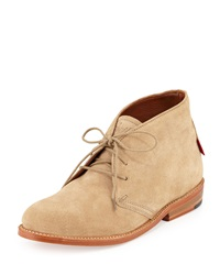 Gorilla Usa Suede Dress Chukka Boot Tan