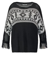 Teddy Smith Patou Jumper Noir Black