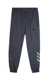 Y 3 Cargo Track Trousers Grey