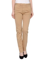 Maison Martin Margiela Maison Margiela 1 Denim Denim Trousers Women Light Brown
