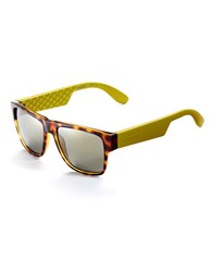 Carrera Mirrored Wayfarer Sunglasses Havana