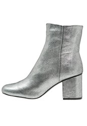 Warehouse Boots Pewter Grey