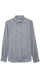 Shipley And Halmos Booster Chambray Shirt