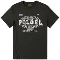 Polo Ralph Lauren Williamsburg Vintage Trade Mark Tee Black