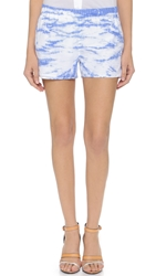 Equipment Landis Shorts Amparo Blue