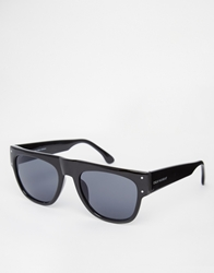 Cheap Monday Screen Sunglasses Black