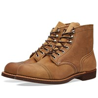 Red Wing Shoes Red Wing 8113 Heritage 6' Iron Ranger Boot Brown