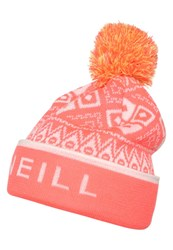 O'neill Cabin Fever Hat Neon Tangerine Pink