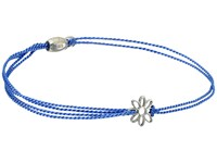 Alex And Ani Kindred Cord Daisy Blue Sterling Rafaelian Silver Bracelet Rafaelian Silver Bracelet