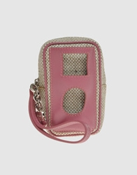 Tod's Hi Tech Accessories Pink