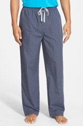 Michael Kors Cotton Lounge Pants Blue
