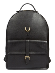 Thom Browne Buckle Detail Backpack Black