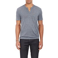 John Varvatos Burnout Henley Gray