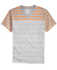 American Rag Men's Two Tone Stripe T Shirt Only At Macy's Pale Waters