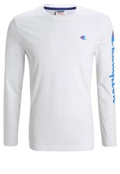 Champion Long Sleeved Top White
