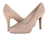 Rockport Seven To 7 High Plain Pump Taupe High Heels