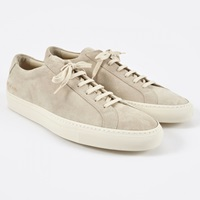 Common Projects Original Achilles Low Suede Off White