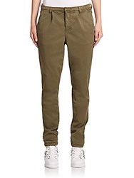 Set Chino Pants Khaki