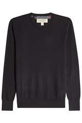 Burberry London Cashmere Pullover Black