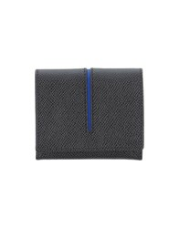 Tod's Small Leather Goods Coin Purses Men Blue