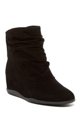 Me Too Houston Slouch Bootie Black