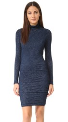 Velvet Dacey Dress Harbor