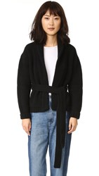 Golden Goose Sara Cardigan Black