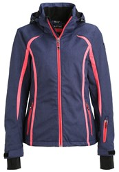 Killtec Neda Ski Jacket Navy Dark Blue