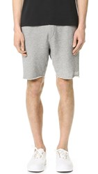 Sol Angeles Waves Drawstring Shorts Heather