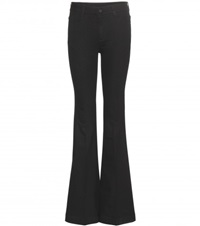 Stella Mccartney Flared Jeans Black