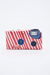 Candy Cane Christmas Disposable Camera Urban Outfitters