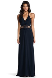 Jarlo Siobahn Maxi Dress Navy