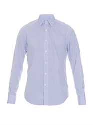 Glanshirt Kent Checked Cotton Shirt