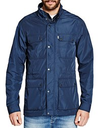 Bench Digression Safari Jacket Blue