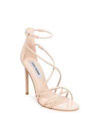 Steve Madden Satire Ankle Strap Dress Sandals Nude