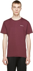 Yang Li Burgundy A We All Geta T Shirt