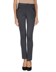 Catherine Malandrino Casual Pants Grey