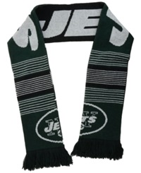 Forever Collectibles New York Jets Reversible Split Logo Scarf