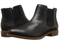 Clarks Taylor Shine Black Leather Women's Boots