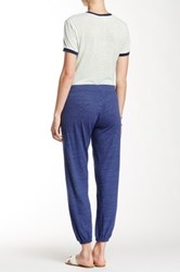 Nation Ltd. Medora Capri Jogger Blue