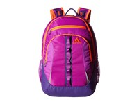 Adidas Prime Ii Backpack Shock Purple Unity Purple Solar Red Backpack Bags Pink
