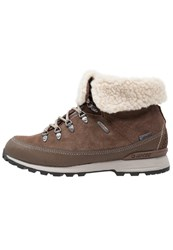 Hi Tec Hitec Kono Espresso I Wp Walking Boots Brown Stone