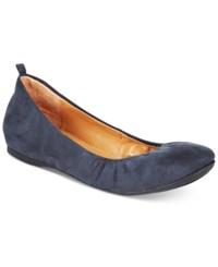 Styleandco. Style Co. Vinniee Hidden Wedge Flats Only At Macy's Women's Shoes Navy